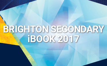 BRIGHTON SECONDARY iBOOK 2017