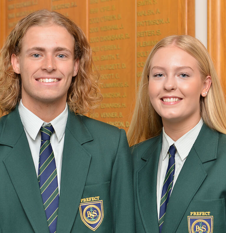 Student Leadership Council representatives - Brighton Secondary School