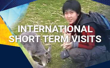 INTERNATIONAL SHORT TERM VISITS