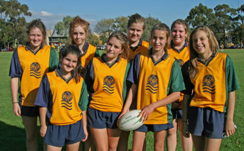 School Sports Students