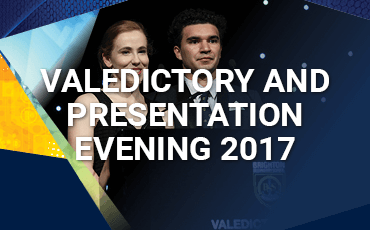 Valedictory and Presentation Evening 2017